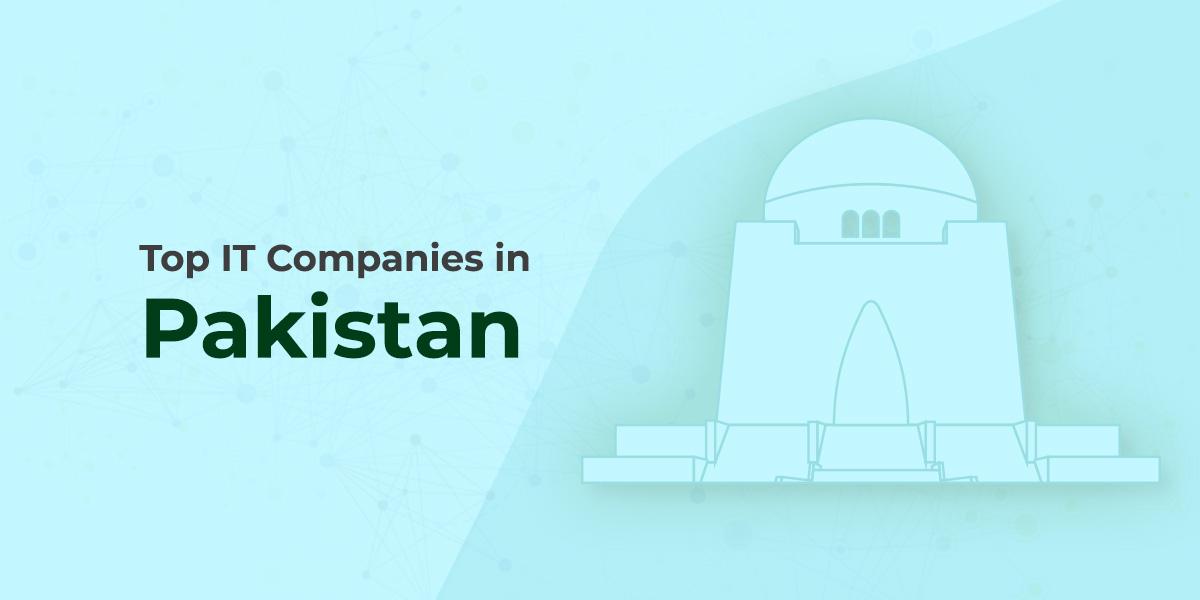 top it companies in Pakistan